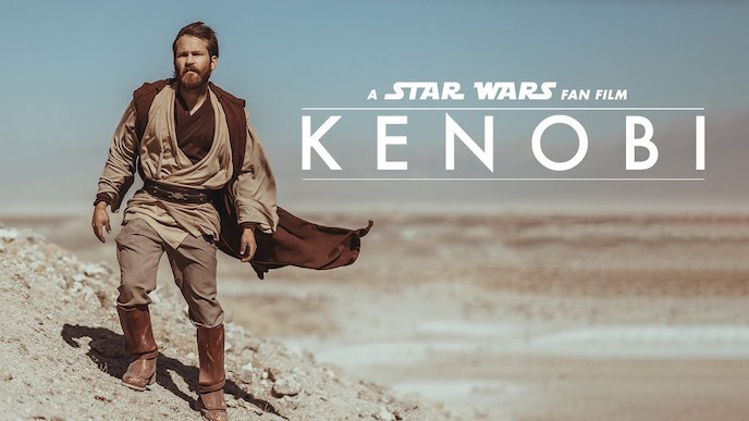 "Watch ""KENOBI"", A Star Wars Fan Film"