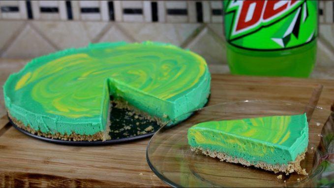 Mountain Dew Cheesecake