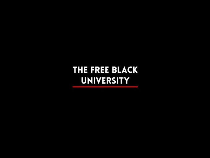 The Free Black University