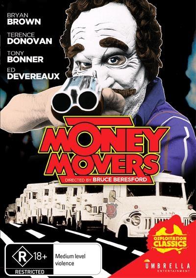 money movers dvd