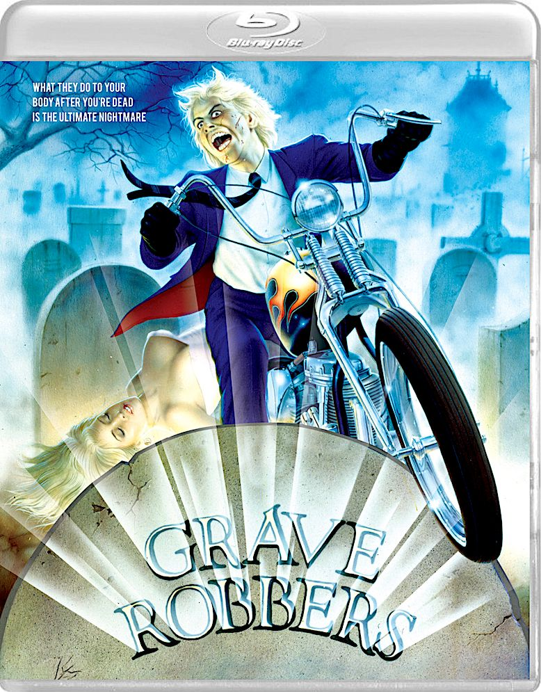 grave robbers blu-ray