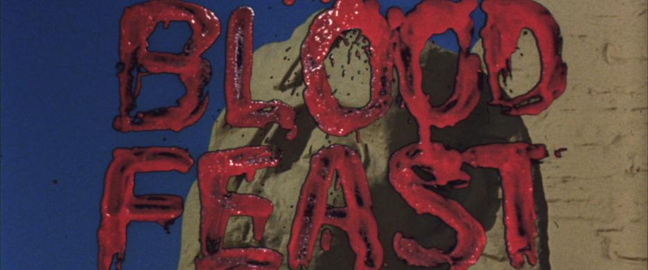 Blood Feast Exploitation Films