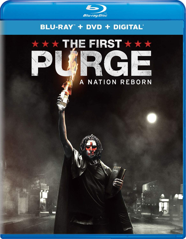 the first purge blu-ray