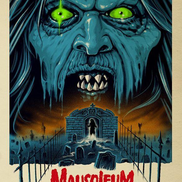 mausoleum blu-ray