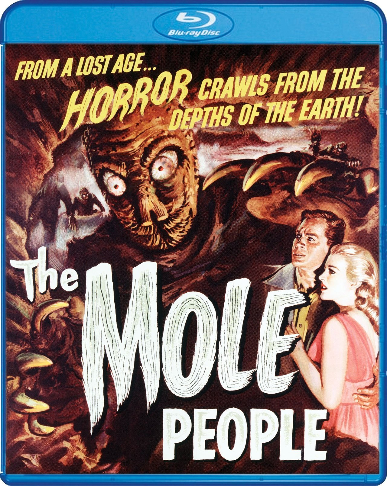 the mole people blu-ray