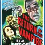 the return of the vampire blu-ray