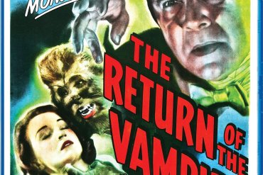 the return of the vampire blu-ray
