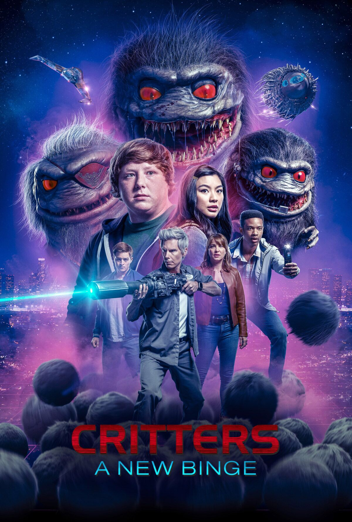 critters a new binge poster