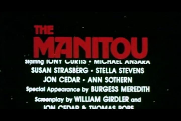 The Manitou Trailer