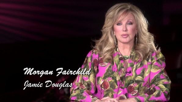 The Seduction Morgan Fairchild interview