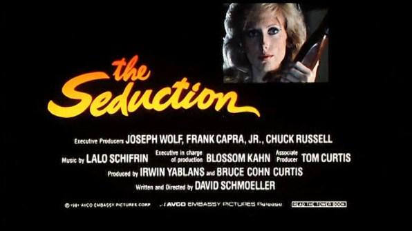 The Seduction trailer 2