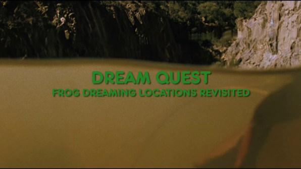 Frog Dreaming Filming Locations 1