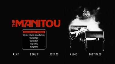 The Manitou Bonus Features