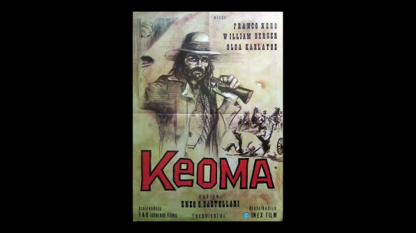 Keoma poster gallery 2