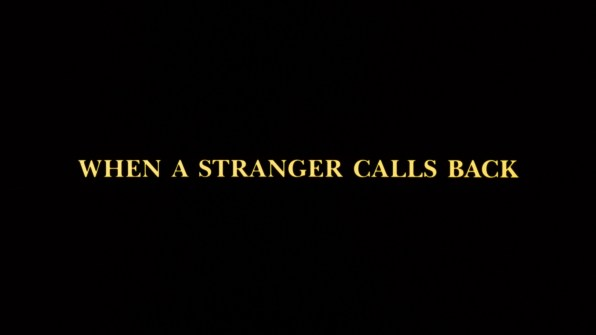 When a Stranger Calls Back 1.78:1 cap 1
