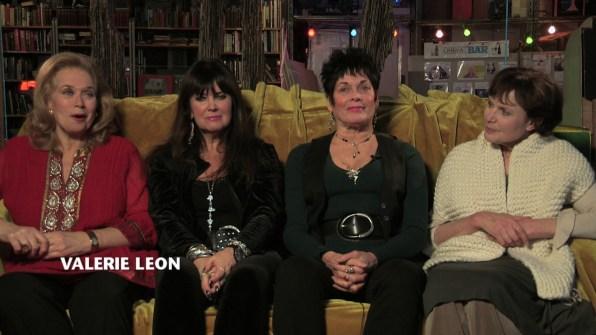 Frankenstein Created Woman Hammer Glamour interviews 2