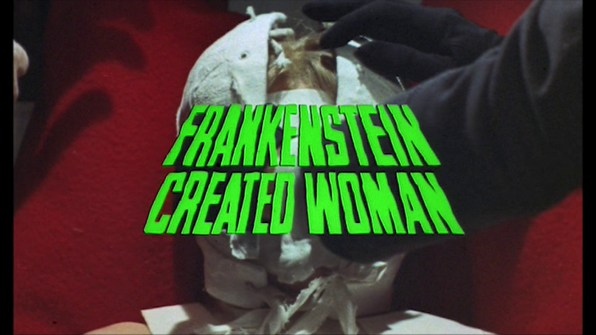Frankenstein Created Woman trailers 3