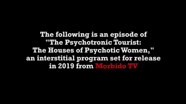 Next of Kin Severin House of Psychotic Women intro 1