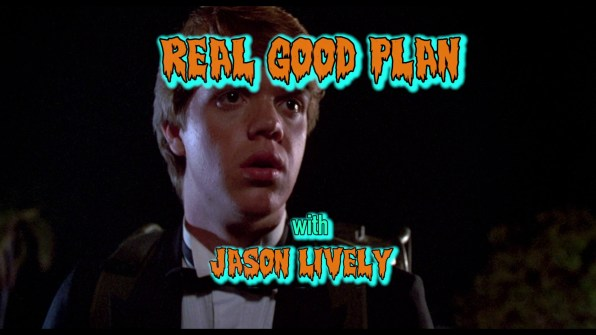 Night of the Creeps Jason Lively interview 1