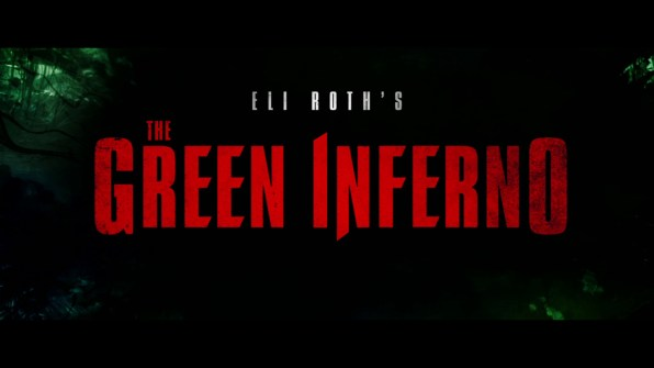The Green Inferno theatrical trailer 2