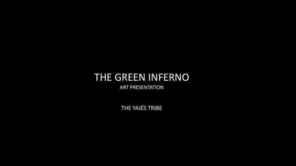 The Green Inferno storyboard gallery 1
