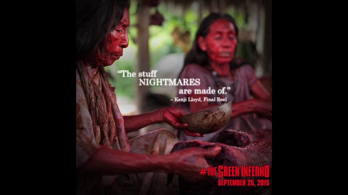 The Green Inferno publicity gallery 2