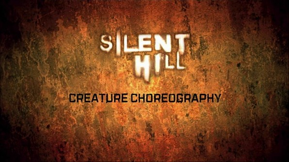 Silent Hill Creature Choreography 1