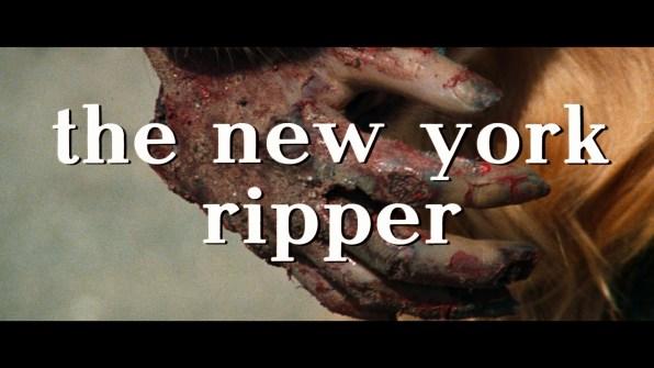 The New York Ripper cap 1