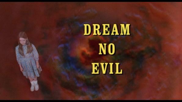 Dream No Evil Screencap