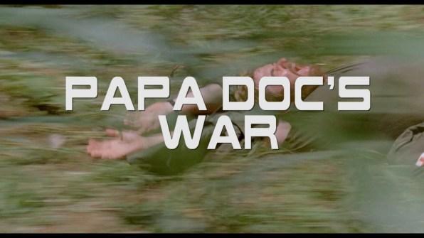 Papa Doc's War feature