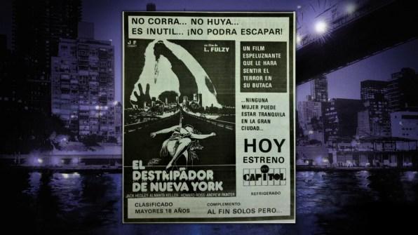The New York Ripper poster & still gallery 2
