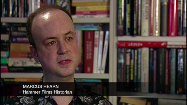 Quatermass and the Pit Marcus Hearn interview