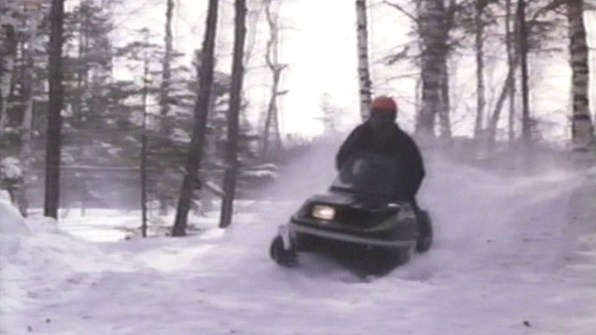 The Chill Factor VHS workprint 1