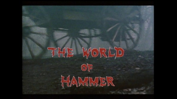 The Reptile The World of Hammer: Wicked Women cap 1