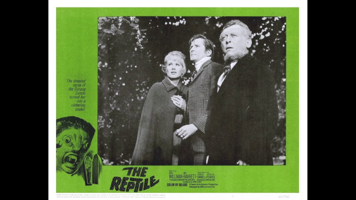 The Reptile poster and lobby card gallery 2