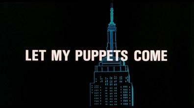 Let My Puppets Come cap 1