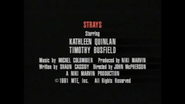 Strays Trailer