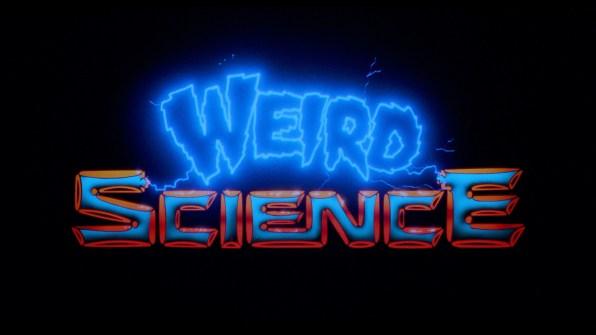 Weird Science cap 1