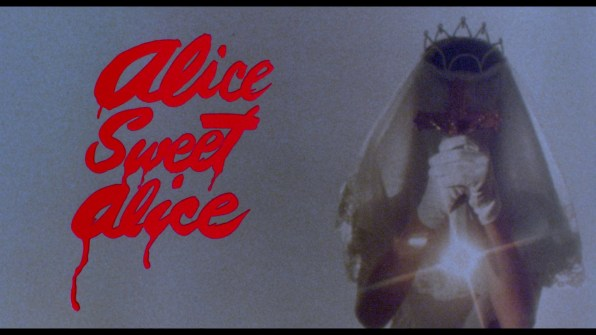 Alice, Sweet Alice alternative opening sequence