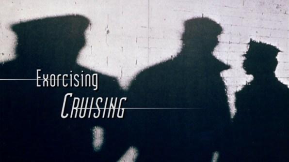 Cruising Exorcising Cruising featurette 1