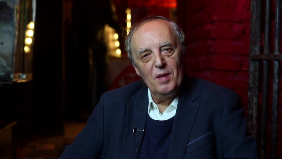 The Cat o' Nine Tails Dario Argento interview 2