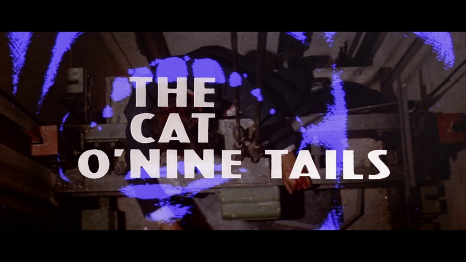 The Cat o' Nine Tails international trailer 1
