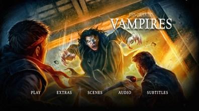 Vampires Blu-ray Menu