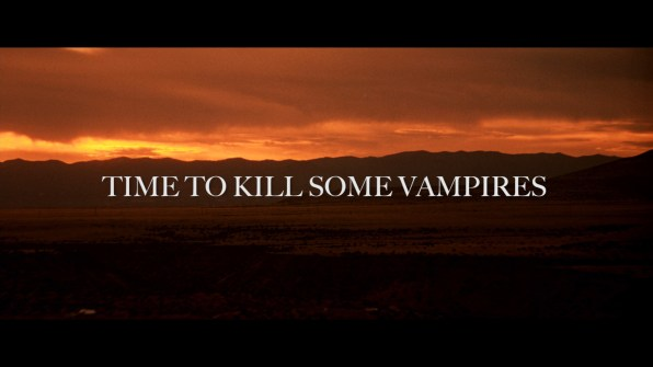 Time to Kill Some Vampires Feature