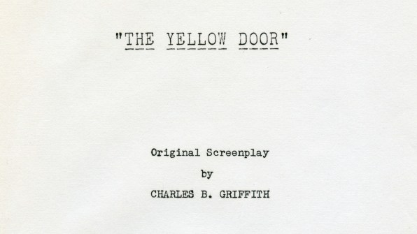 Visual Essay comparing script to film