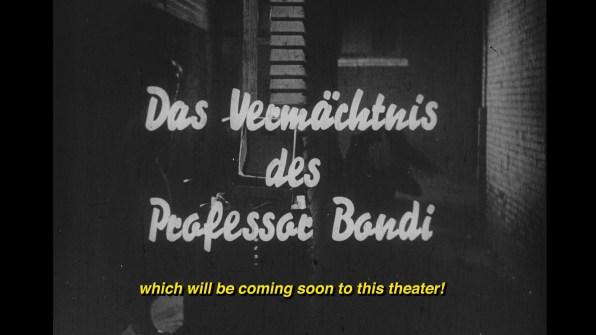 German Trailer