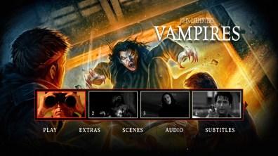 Vampires Blu-ray Chapter Menu