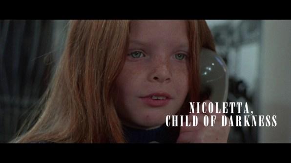 Who Saw Her Die? Nicoletta Elmi interview 1