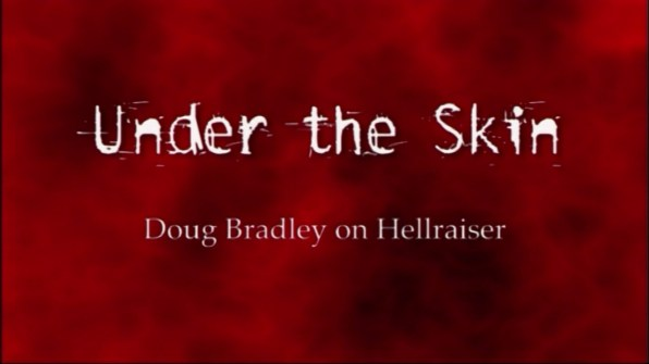 Hellraiser Doug Bradley interview 1