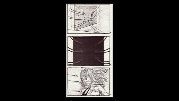 Hellbound: Hellraiser II storyboard gallery 2